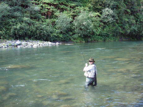 Winter Fly Fishing - Whakapapa - Central Plateau - Autumn